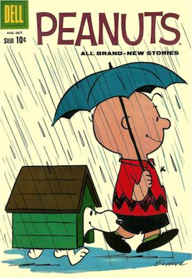 Peanuts (Dell) #6. Click for values.