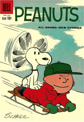 Peanuts (Dell) #7. Click for values.