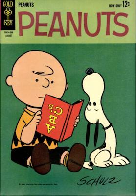 Peanuts (Gold Key) #2. Click for values.