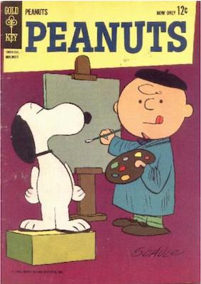 Peanuts (Gold Key) #3. Click for values.