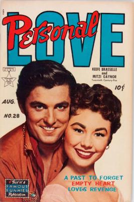 Personal Love #28: Frank Frazetta art. Click for values
