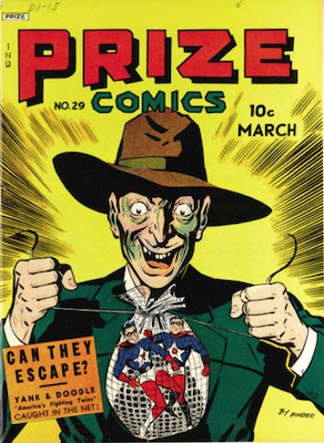Prize Comics #29. Click for current values.