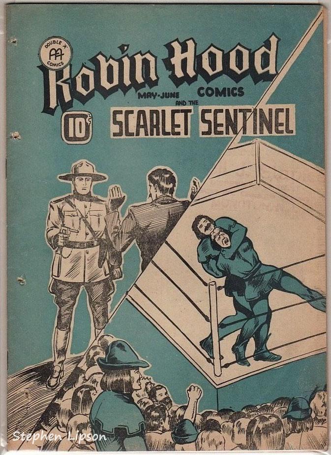 Robin Hood Comics v2 #2