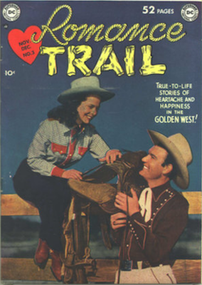 Romance Trail #3. Click for values