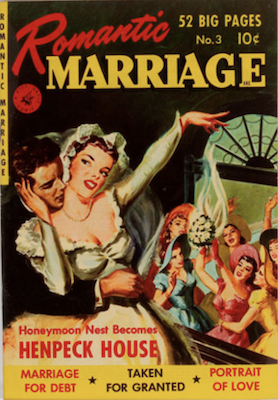 Romantic Marriage #3. Click for values