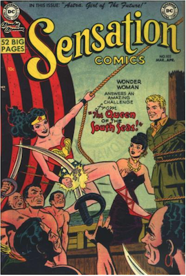 Sensation Comics #102. Click for current values.