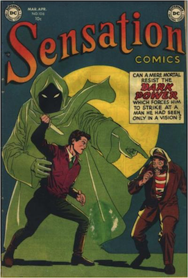 Sensation Comics #108. Click for current values.