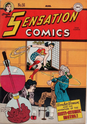 Sensation Comics #56. Click for current values.