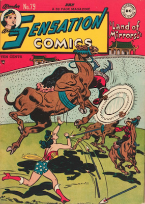 Sensation Comics #79. Click for current values.