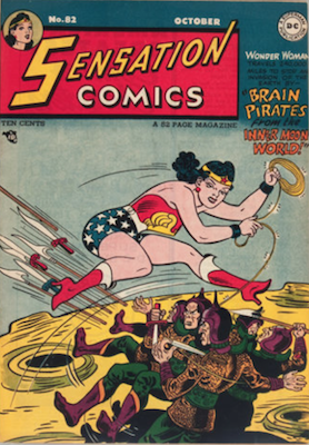 Sensation Comics #82. Click for current values.