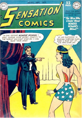 Sensation Comics #93. Click for current values.