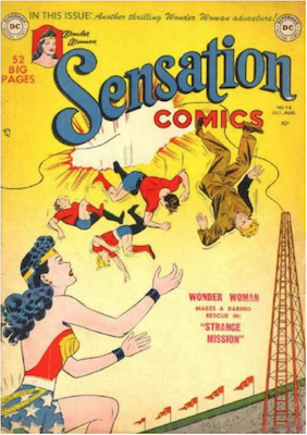 Sensation Comics #98. Click for current values.