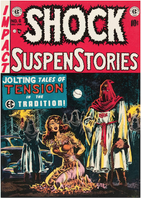 Other EC Comics Titles in Vault of Horror Comics