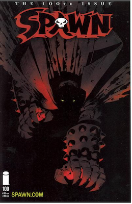 Spawn #100 (Miller). Click for values.