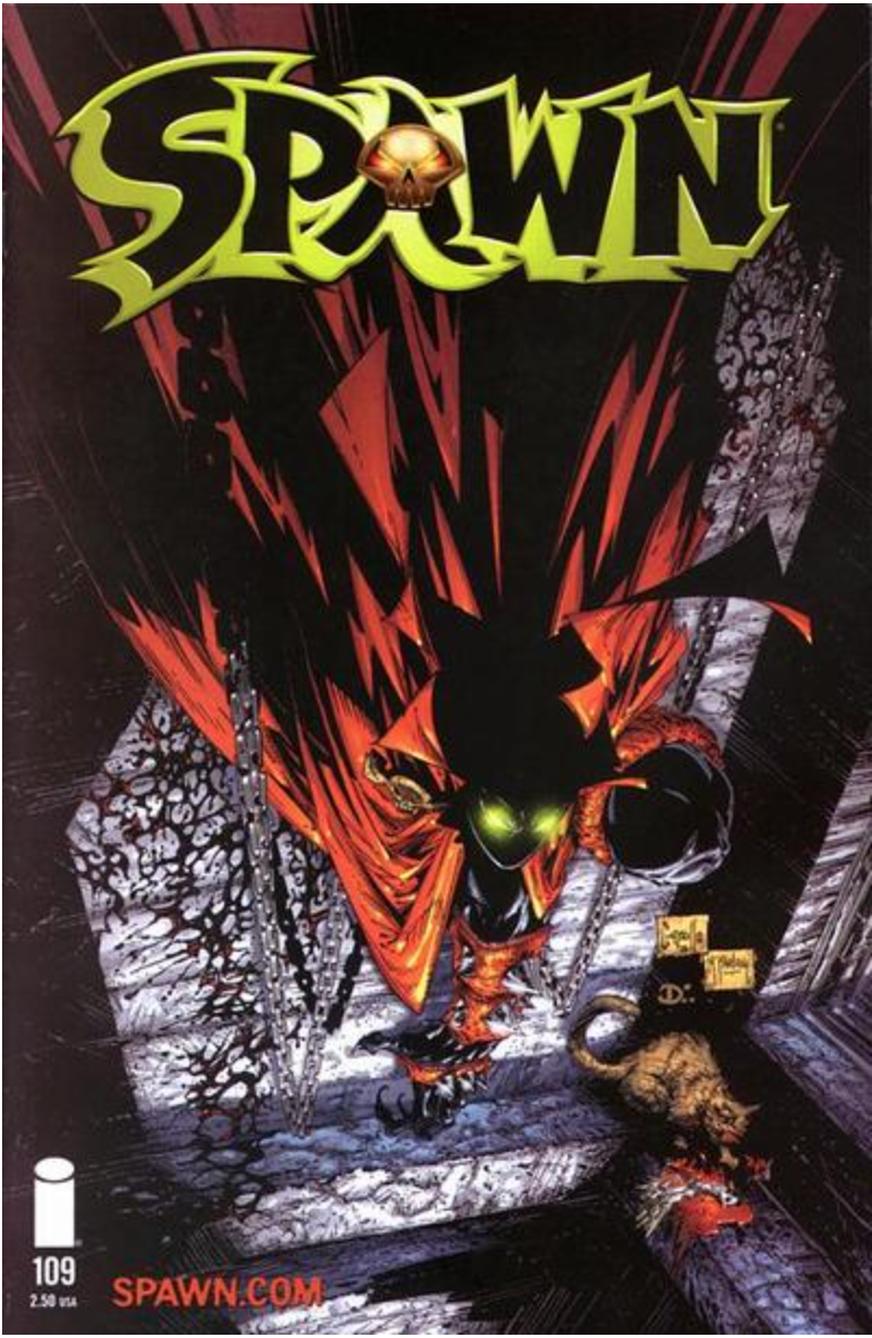 Spawn #109. Click for values.