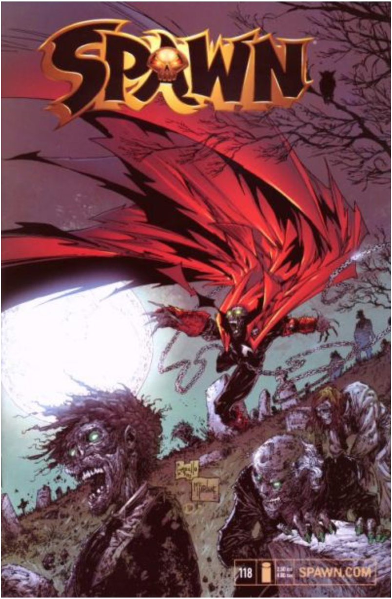 Spawn #118. Click for values.