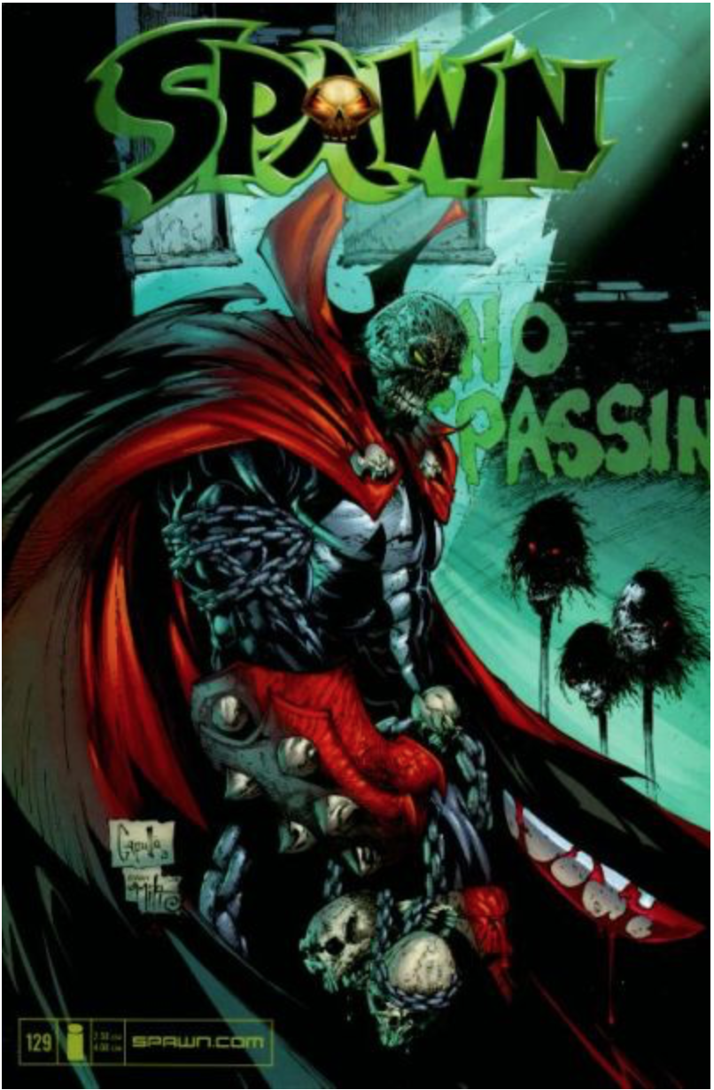 Spawn #129. Click for values.