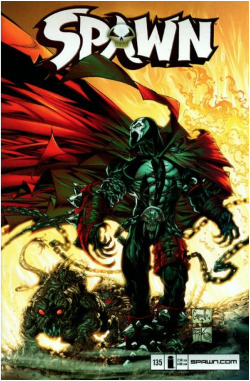 Spawn #135. Click for values.