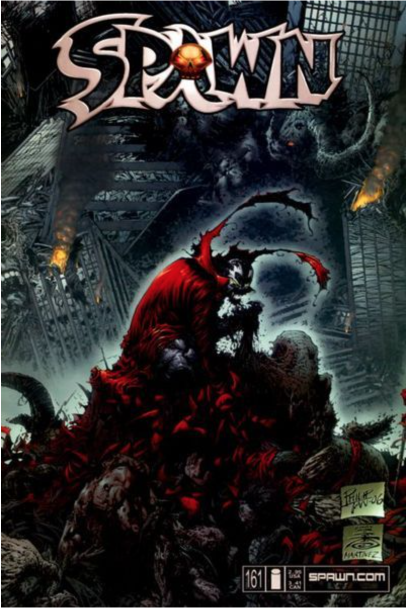 Spawn #161. Click for values.