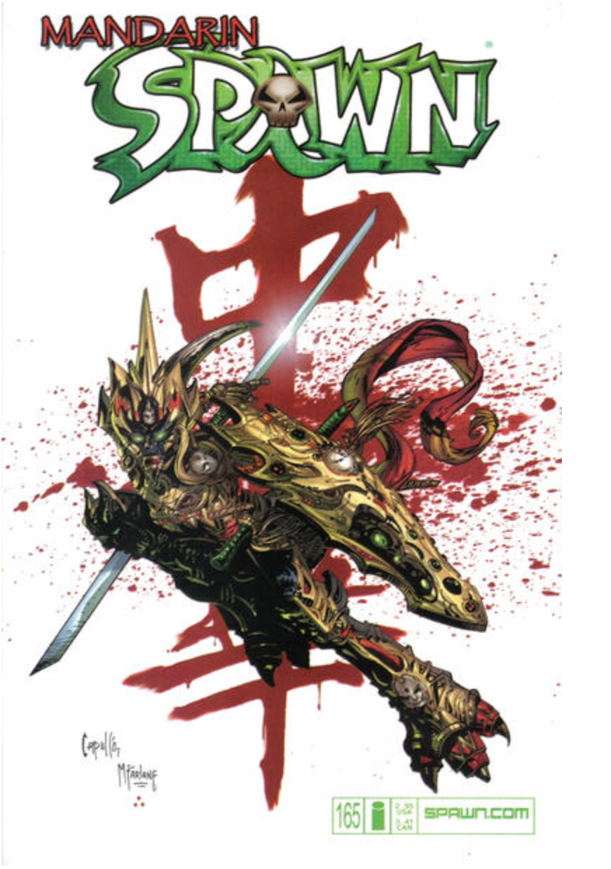 Spawn #165. Click for values.