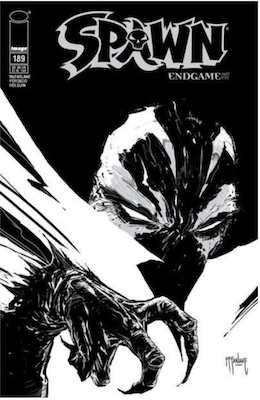 Spawn #189 (McFarlane). Click for values.