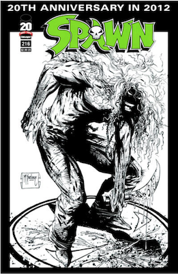 Spawn #216 (McFarlane). Click for values.