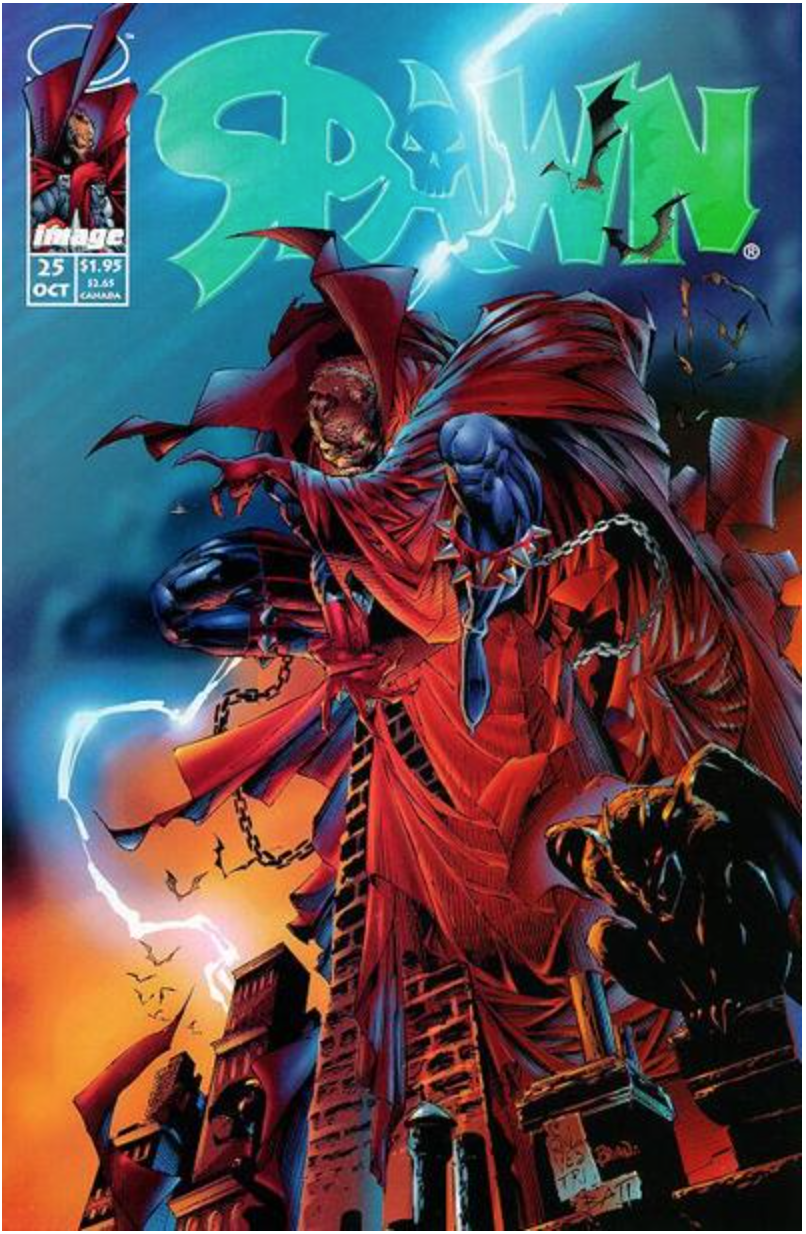 Spawn #25. Click for values.