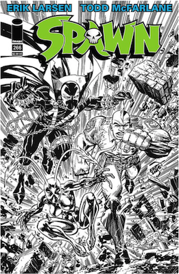 Spawn #266 (Cover C). Click for values.