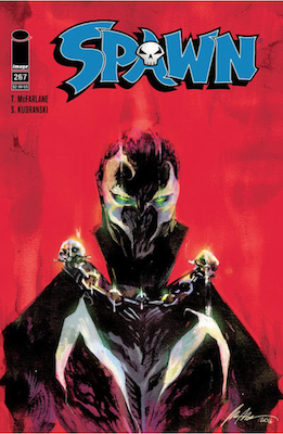 Spawn #267 (Cover A). Click for values.