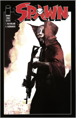 Spawn #268 (Cover A). Click for values.