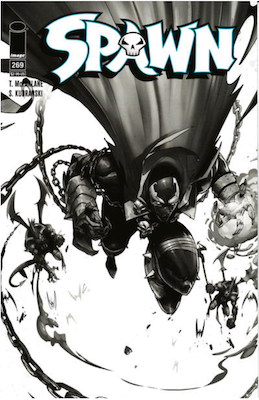 Spawn #269 (Cover B). Click for values.