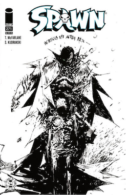 Spawn #271 (Cover B). Click for values.