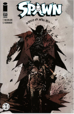 Spawn #271 (Cover A). Click for values.
