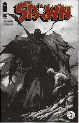 Spawn #273 (Cover B). Click for values.