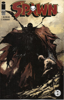 Spawn #273 (Cover A). Click for values.