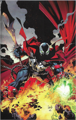 Spawn #300 (Cover D). Click for values.