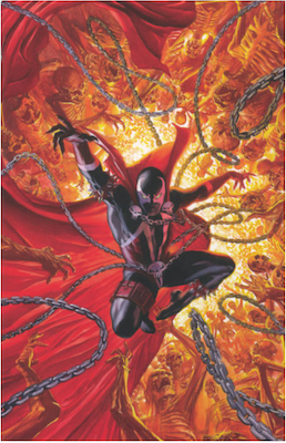 Spawn #301 (Cover L). Click for values.