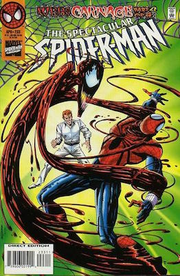 Spectacular Spider-Man #233. Click for values
