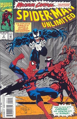 Maximum Carnage Part 14: Spider-Man Unlimited #2