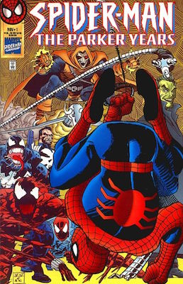 Spider-Man: The Parker Years (1995): Carnage appearance. Click for values