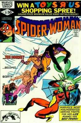 Spider-Woman #31. Click for values.