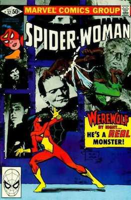 Spider-Woman #32. Click for values.