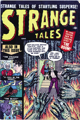 Strange Tales  #1: First in series. Click for values