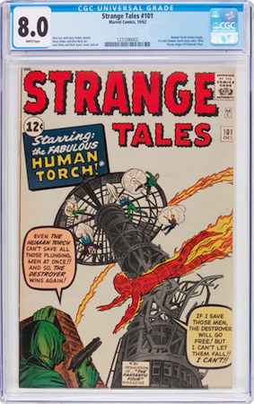 This book has been under-valued for years. Look for a CGC 8.0. Click to buy a copy