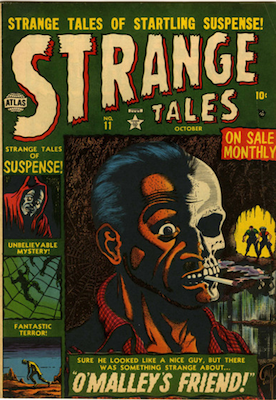 Strange Tales 11. Click for prices