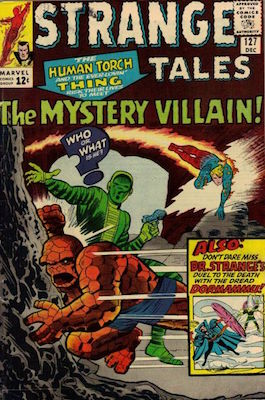 Strange Tales 127. CLick for value
