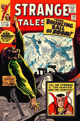 Strange Tales 131. Click for values