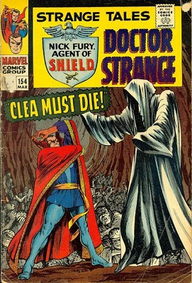 Strange Tales 154. Click for value