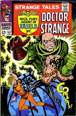 Strange Tales 157. Click for values