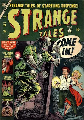 Strange Tales 24. Click for value